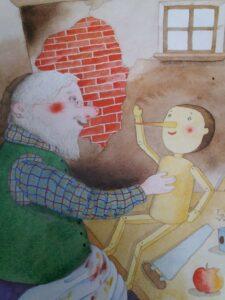 Experiencia de una abuela y su nieto: Cristina, de 70 años, y Martín, de 2 años