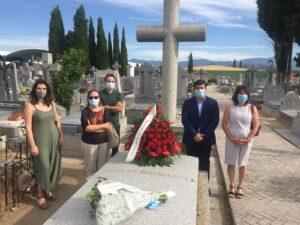 Rendimos homenaje a Jacinto Benavente el 14 de julio
